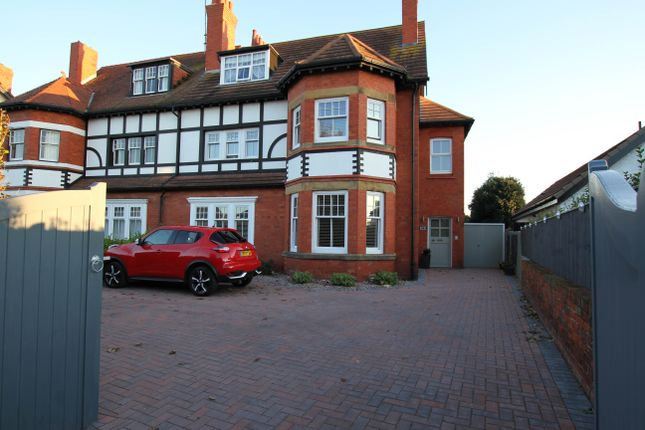 Thumbnail Semi-detached house for sale in Carlton Terrace, Birkenhead Road, Meols, Wirral