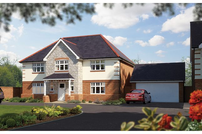 "Thumbnail Property for sale in ""The Truro"" at Devon, Bovey Tracey"