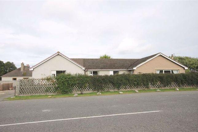 Thumbnail Detached bungalow for sale in Roseisle, Elgin