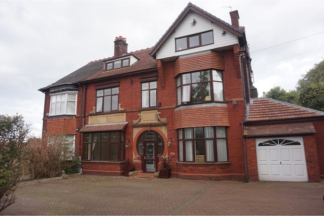 Thumbnail Semi-detached house for sale in Crescent Road, Dukinfield