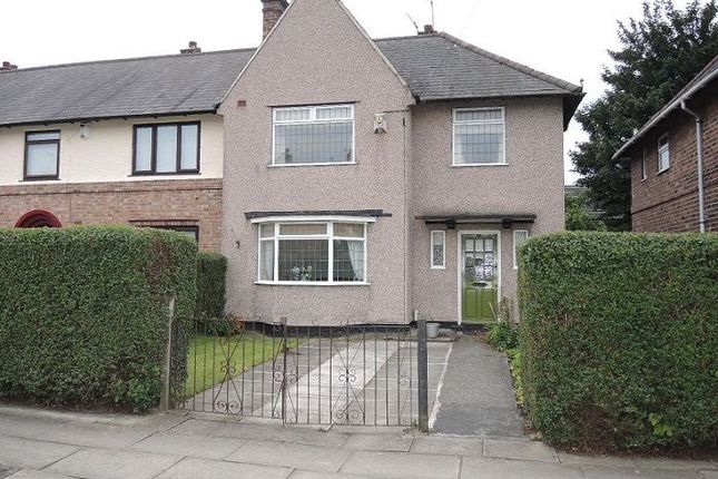 3 bed semi-detached house for sale in Ferguson Road, Norris Green, Liverpool