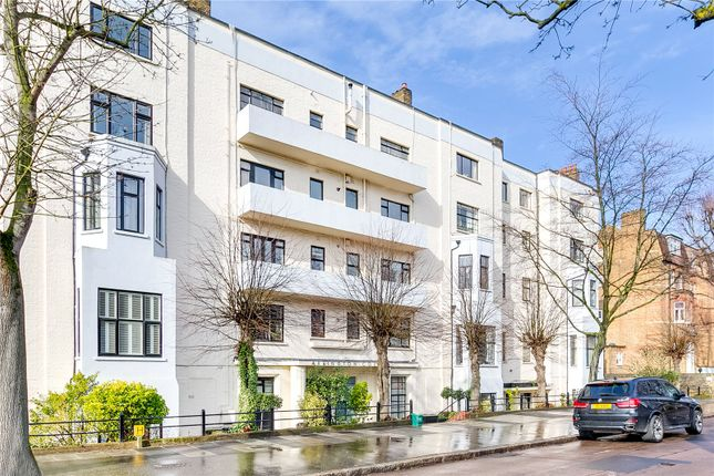 Thumbnail flat for sale in arlington court arlington road twickenham