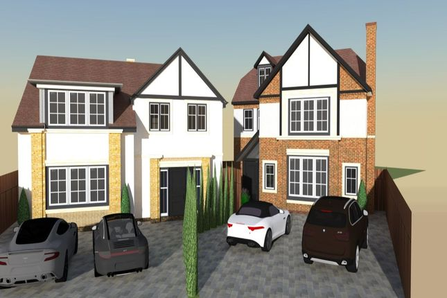 Thumbnail Land for sale in Arlington Crescent, Wilmslow