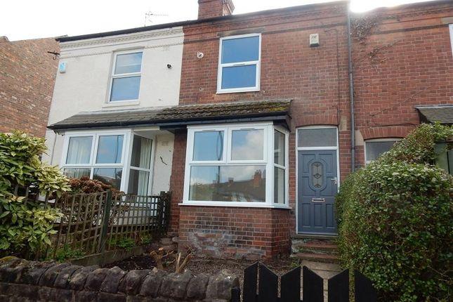 Thumbnail Terraced house to rent in Burnham Street, Nottingham