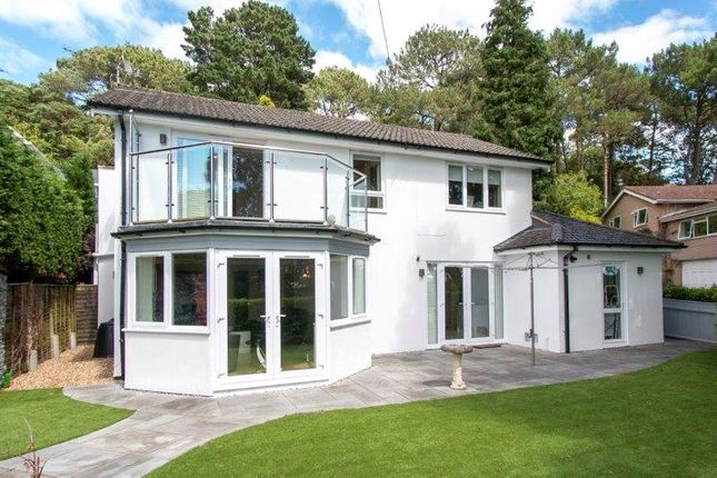 Thumbnail Detached house for sale in Springfield Road, Lower Parkstone, Poole, Dorset