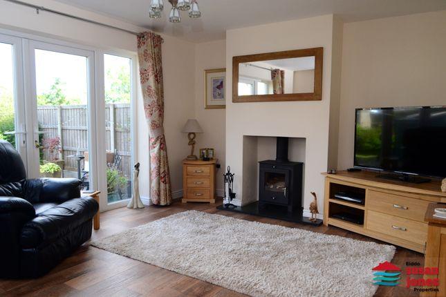 4 bed semi-detached house for sale in Cefn Llwyn, Lon Pen Rhos, Morfa Nefyn, Pwllheli LL53