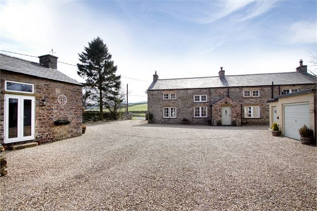 Thumbnail Detached house for sale in Old School, Garrigill, Alston, Cumbria.
