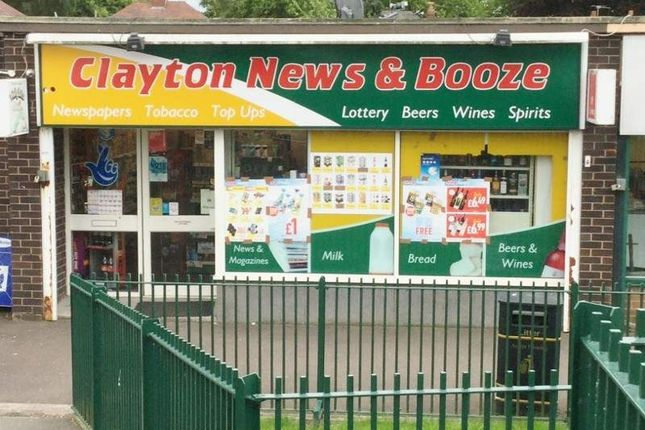 Retail premises for sale in 85 Clayton Road, Newcastle-Under-Lyme