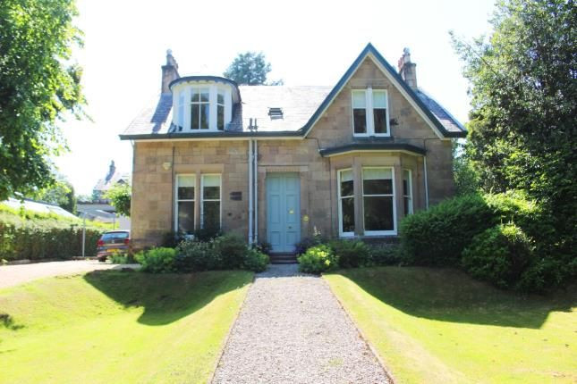 Thumbnail Detached house for sale in Whitelea Road, Kilmacolm