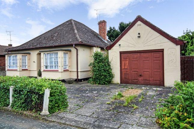 Thumbnail Detached bungalow for sale in New Century Road, Laindon, Basildon, Essex