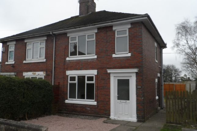 Thumbnail Semi-detached house to rent in Gordon Road, Stoke On Trent, Staffordshire