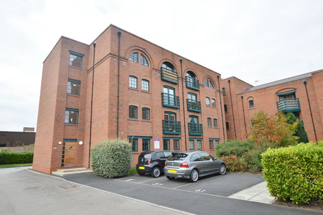 Thumbnail Flat for sale in Wharton Court, Hoole Lane, Chester