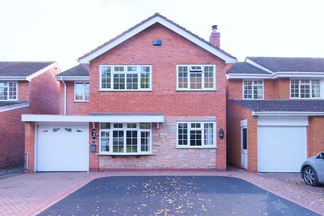 Thumbnail Detached house for sale in Helmingham, Tamworth