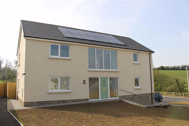 Thumbnail Detached house for sale in Plot 18 Green Meadows Park, Narberth Road, Tenby