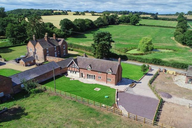 Thumbnail Property for sale in Kenstone, Hodnet, Market Drayton
