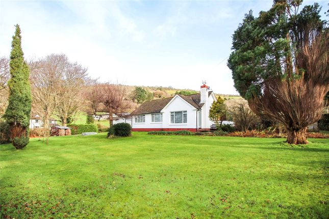 Thumbnail Bungalow for sale in Chapel Lane, Combe Martin, Ilfracombe