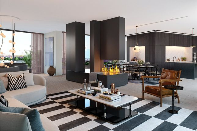 Thumbnail Flat for sale in Television Centre, Wood Lane, London