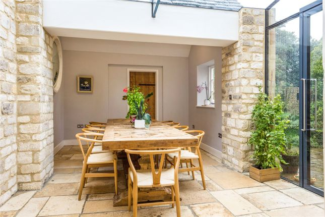 Dining Room of Greenhouse Lane, Painswick, Stroud, Gloucestershire GL6