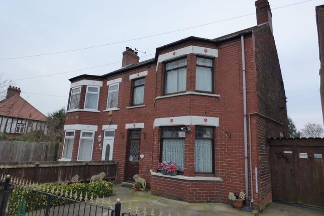 Thumbnail Semi-detached house for sale in Marfleet Avenue, Hull