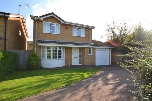 Thumbnail Detached house to rent in Wertheim Way, Stukeley Meadows, Cambridgeshire