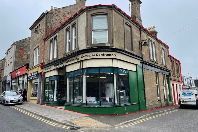 Thumbnail Retail premises for sale in Keptie Street, Arbroath