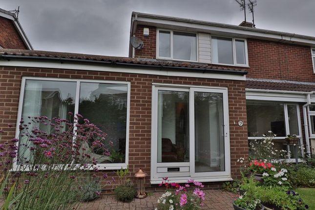 Thumbnail Semi-detached house for sale in Norwich Way, Jarrow