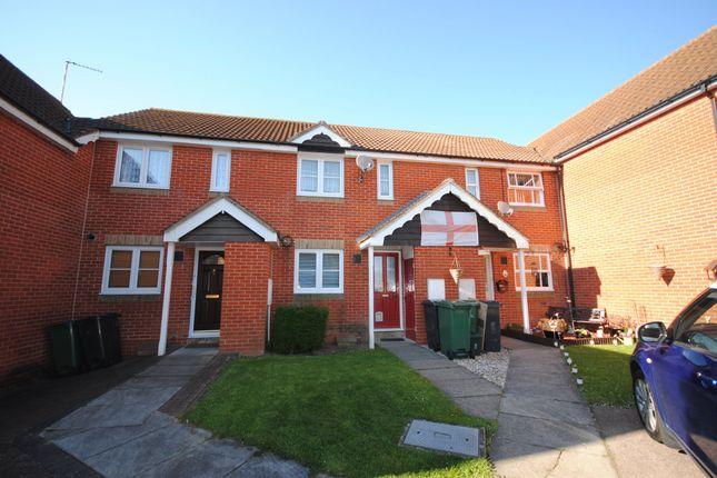 Thumbnail Terraced house to rent in Jersey Way, Braintree
