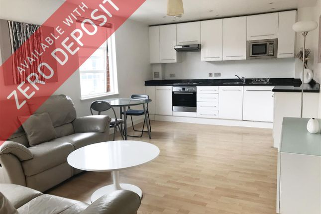 Thumbnail Flat to rent in The Quadrangle, Lower Ormond Street, Manchester City Centre, Manchester