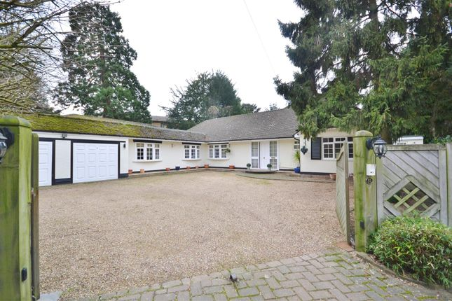 Thumbnail Detached bungalow for sale in Melbourne Road, Bushey
