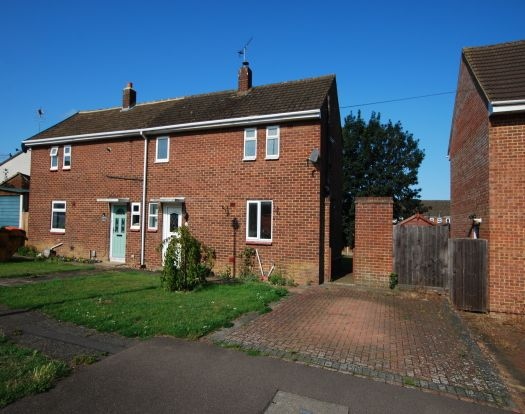 Thumbnail Semi-detached house to rent in Lywood Road, Leighton Buzzard