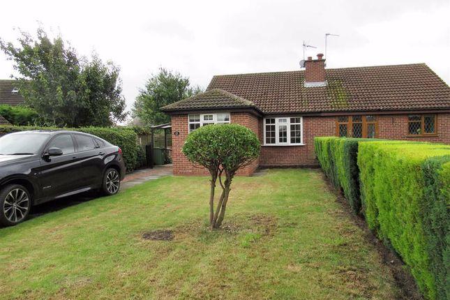 Thumbnail Semi-detached bungalow to rent in Pinfold Way, Sherburn In Elmet, Leeds