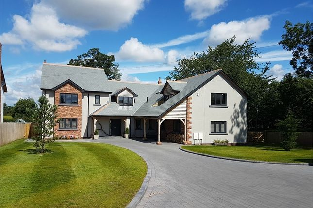 Thumbnail Detached house for sale in Paddock Lane, Wetheral Pastures, Wetheral, Carlisle, Cumbria