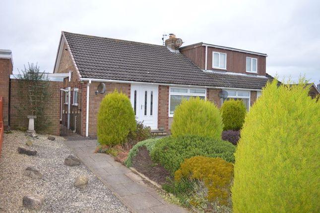 Thumbnail Semi-detached bungalow for sale in Greenwood, Tweedmouth, Berwick-Upon-Tweed