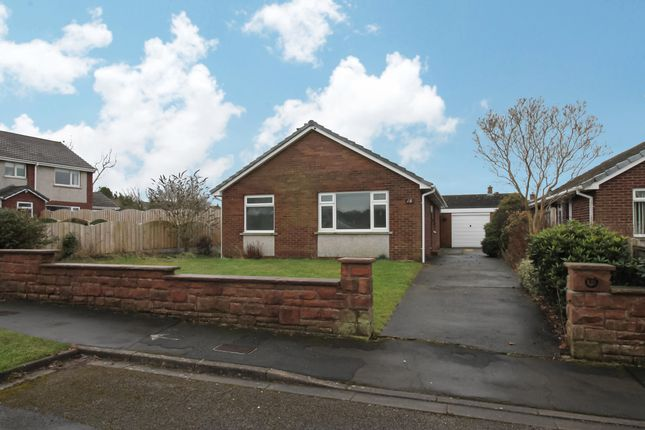 Thumbnail Detached bungalow for sale in Hurley Road, Little Corby, Carlisle
