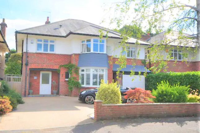 Thumbnail Property for sale in Ophir Road, Bournemouth, Dorset