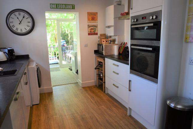 Thumbnail Detached house for sale in Minerva Road, East Cowes, Isle Of Wight