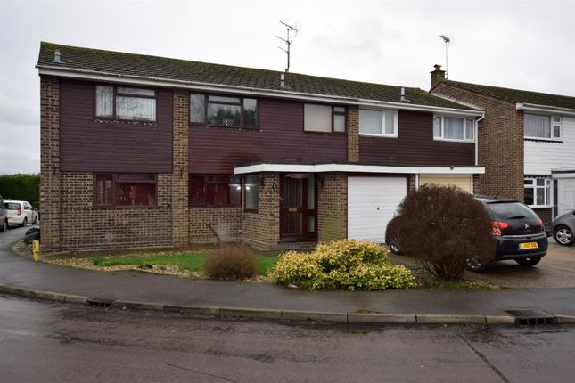 Thumbnail End terrace house for sale in Millwrights, Tiptree, Colchester