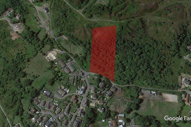 Thumbnail Land for sale in Maes Meyrick, Heolgerrig, Merthyr Tydfil