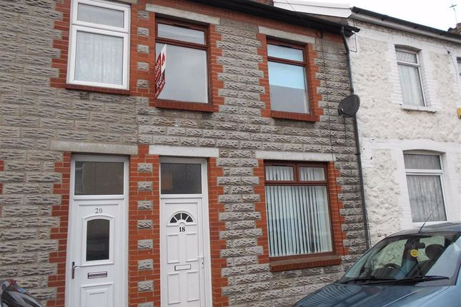 Thumbnail Terraced house to rent in Llewellyn Street, Barry, Vale Of Glamorgan