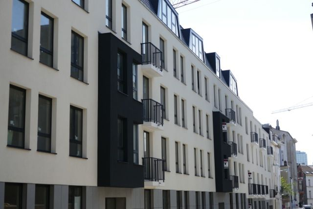 Thumbnail Block of flats for sale in Brussels, Belgium