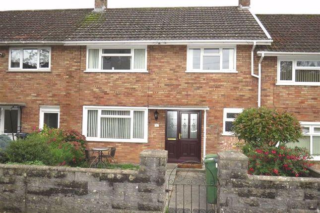 Thumbnail Terraced house to rent in Cedar Grove, Fairwater, Cardiff
