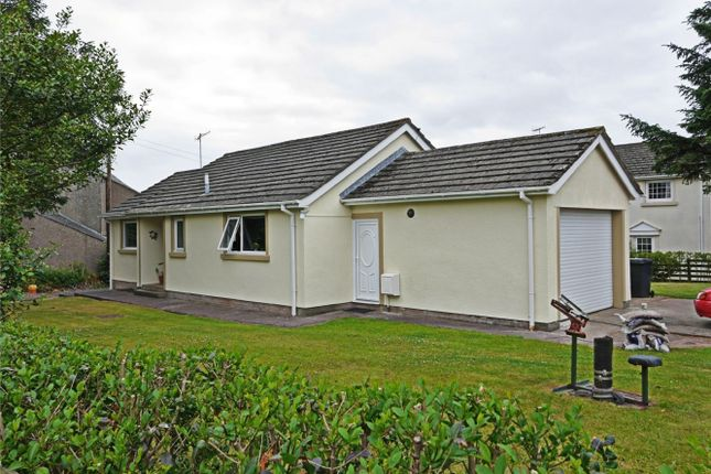 Thumbnail Detached bungalow for sale in Haile Park, Haile, Egremont, Cumbria