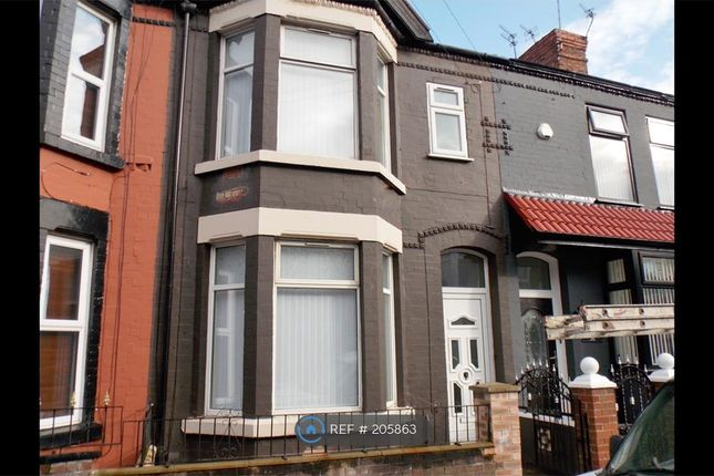 Thumbnail Terraced house to rent in Cedardale Road, Liverpool