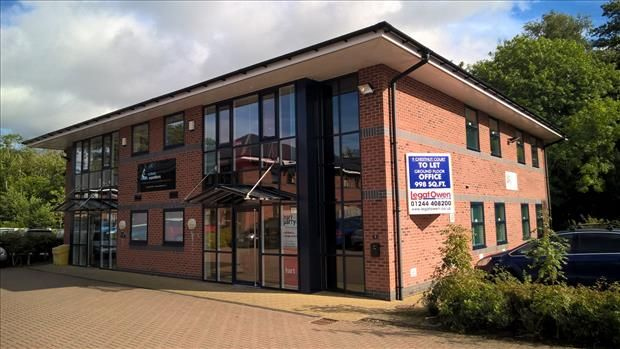 Thumbnail Office to let in 9 Chestnut Court, Parc Menai, Bangor