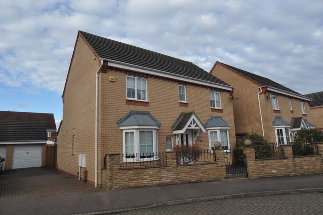 4 bed detached house to rent in Brunel Drive, Biggleswade SG18