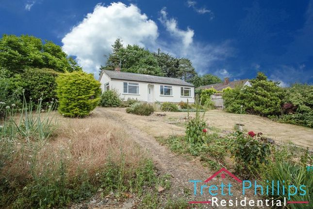 Thumbnail Detached bungalow for sale in Ropes Hill, Horning, Norwich
