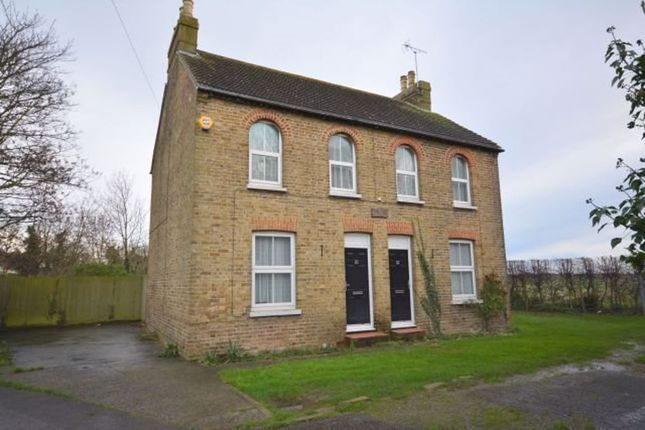 Thumbnail Property to rent in Egbert Cottage, Bromstone Road, Broadstairs CT102Hu