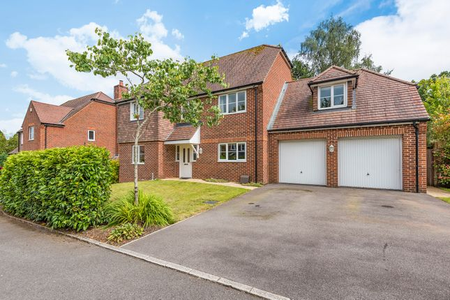 Thumbnail Detached house for sale in Handyside Place, Four Marks, Alton