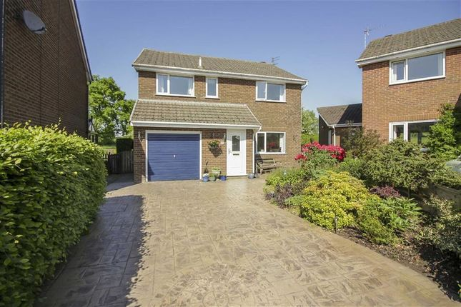 Thumbnail Detached house for sale in Meadow View, Clitheroe, Lancashire