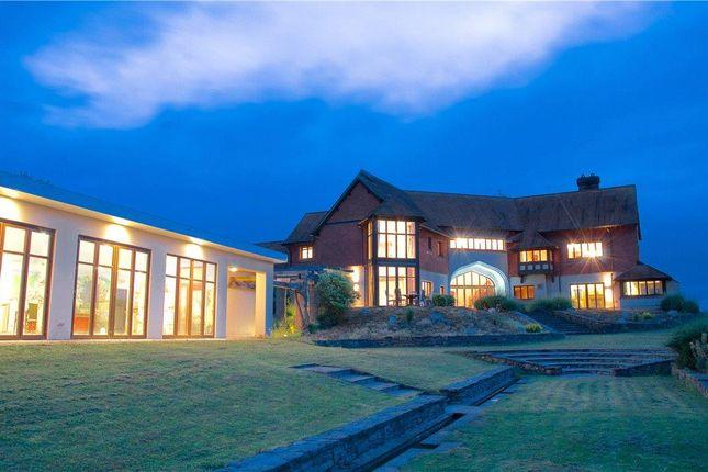 Thumbnail Detached house for sale in Lime Kiln House, Lanchards Lane, Shillingstone, Blandford Forum, Dorset